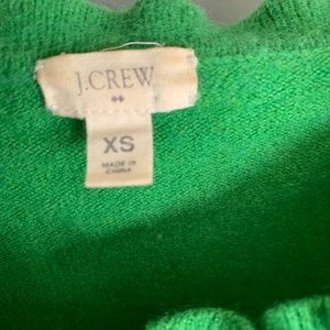 J. Crew Factory Sweaters - J. Crew Factory Green XS Cardigan Sweater